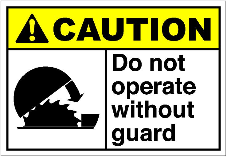 machine guard
