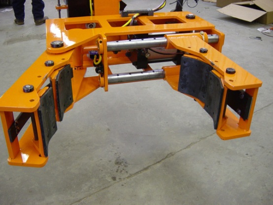 End Effector Clamp