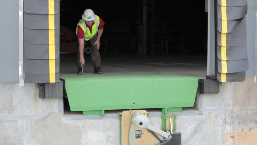 Dock Leveller Inspection