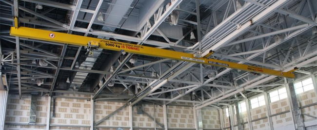 Everything You Need to Know About Overhead Cranes and Then Some