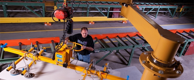 Jib Cranes: What are They?