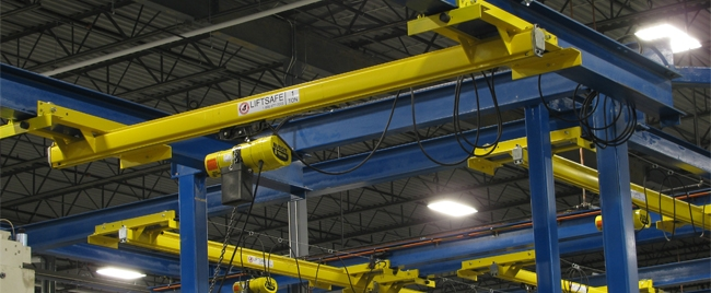 Everything You Many Need to Know About Girder Cranes in One Spot