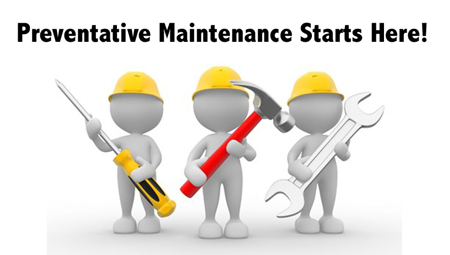 The Value of a Preventative Maintenance Program