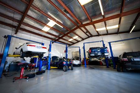 Improving Automotive ShopSafety
