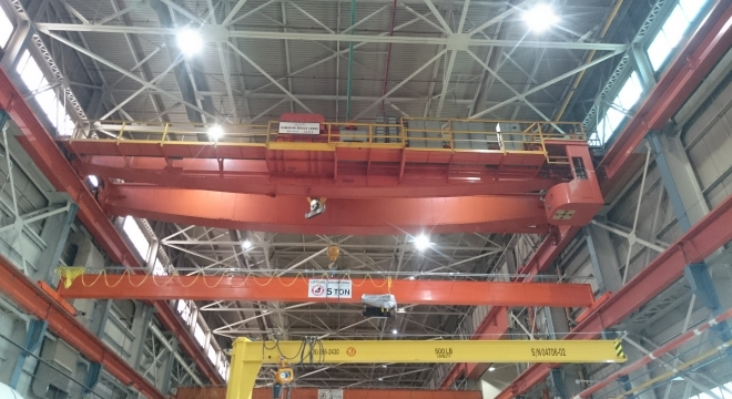 Daily Inspection and Maintenance Required for Overhead Cranes