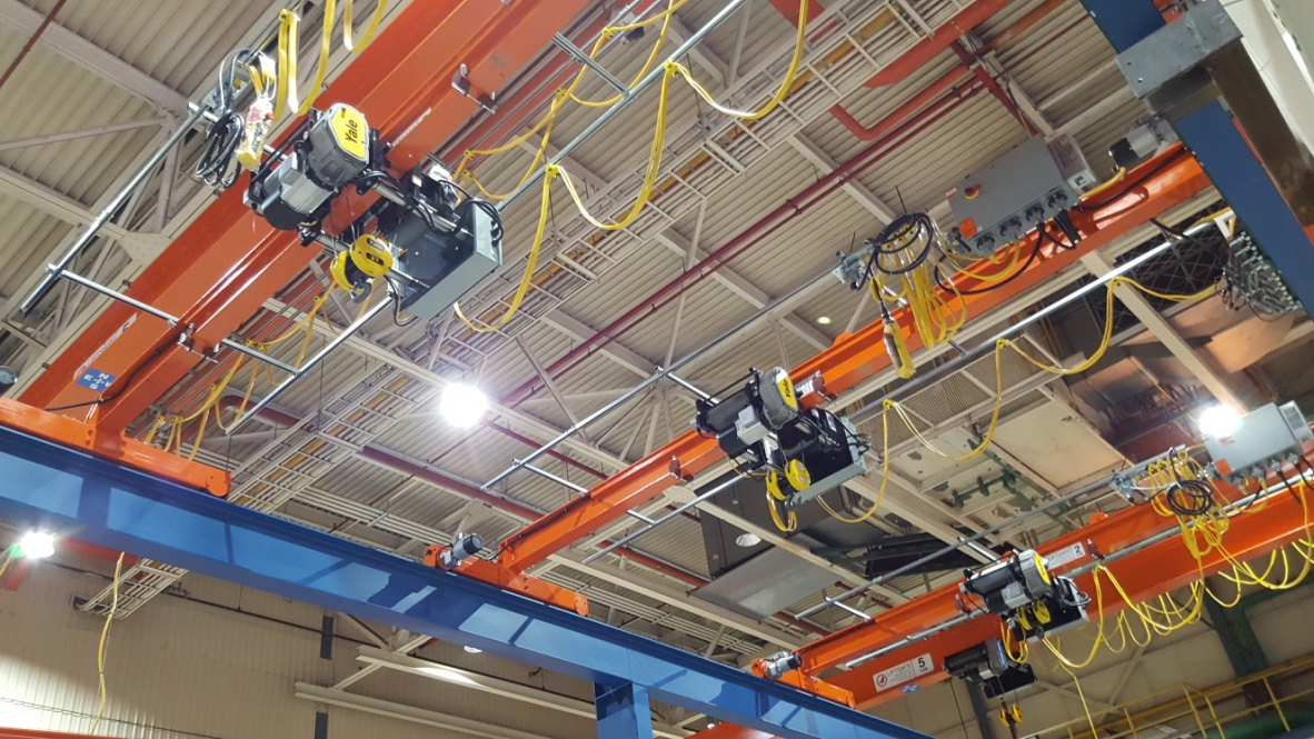 Overhead Crane Safety 101